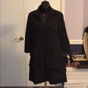 BCBGMAXAZRIA Black Dress